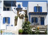 Karyatides apartments, rooms, Karya village, Karia Tinos Cyclades